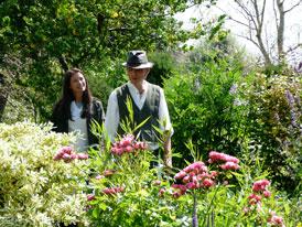 Rachael - gardening programme